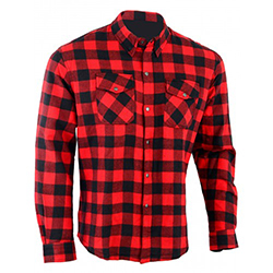 Kevlar Flannel Shirts
